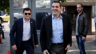 Συνεδρίασε το Πολιτικό Συμβούλιο του ΣΥΡΙΖΑ