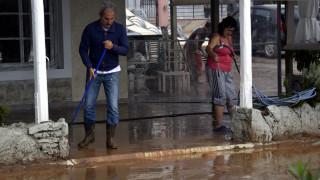 Οικονομικές ενισχύσεις σε δήμους της Κορινθίας για αποκατάσταση ζημιών από τις πλημμύρες