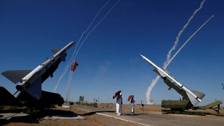 Παραδόθηκαν τα ρωσικά S-300 στη Συρία