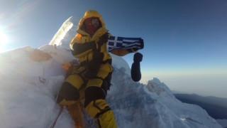 Οι δύο Έλληνες που κατέκτησαν την κορυφή Μανασλού στα Ιμαλάια
