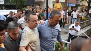 Τουρκία: Προσφυγή στο Συνταγματικό Δικαστήριο για την απελευθέρωση Μπράνσον