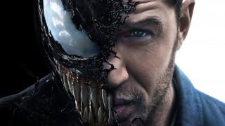 Τομ Χάρντι όπως Κόνορ ΜακΓκρέγκορ, Γούντι Άλεν & Ιντιάνα Τζόουνς για το Venom