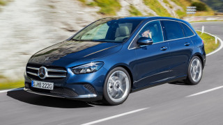 Αυτοκίνητο: H νέα Mercedes B-Class είναι πιο πρακτική αλλά και πιο ενδιαφέρουσα