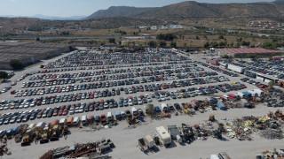 Αυτοκίνητο από 100 ευρώ: Η λίστα με τα οχήματα που βγαίνουν στο «σφυρί»