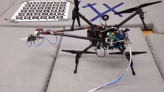 Η Disney παρουσιάζει το πρώτο drone που… φτιάχνει γκράφιτι