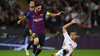 Champions League: Νέο σόου για Μέσι και Μπαρτσελόνα