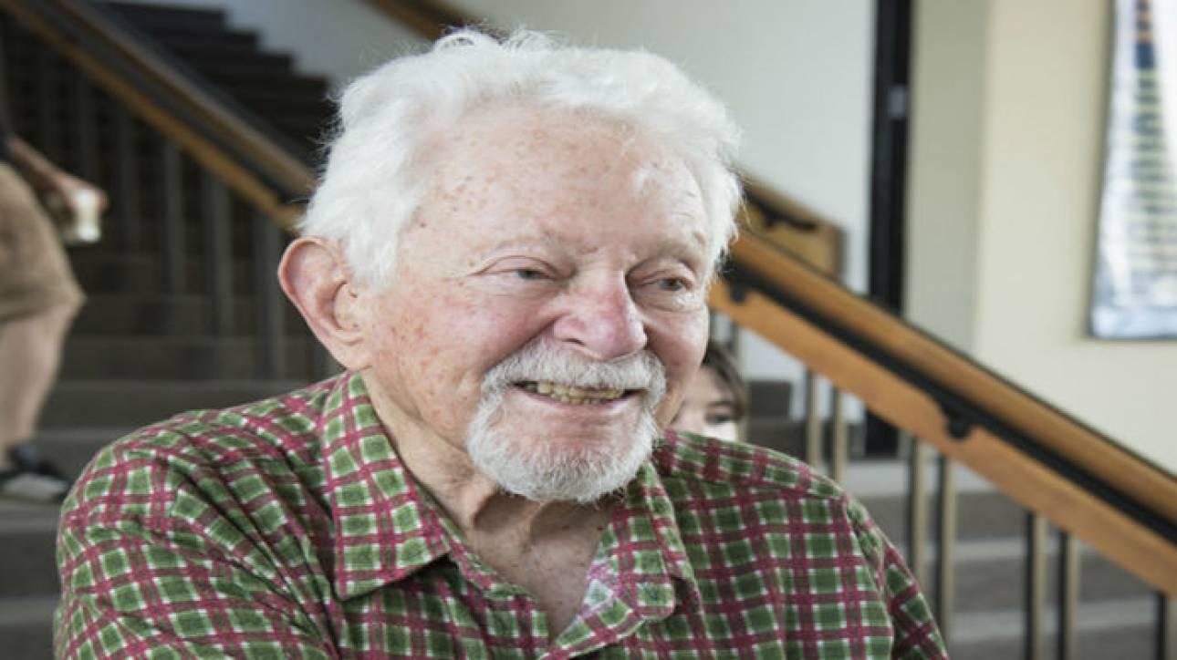 Λίον Λέντερμαν: Πέθανε ο νομπελίστας φυσικός, εμπνευστής του «σωματιδίου του Θεού»