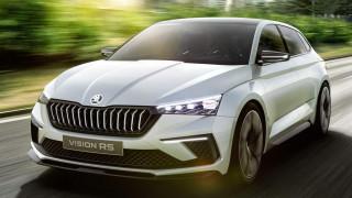 Αυτοκίνητο: Το εντυπωσιακό Skoda Vision RS είναι υβριδικό με 245 ίππους