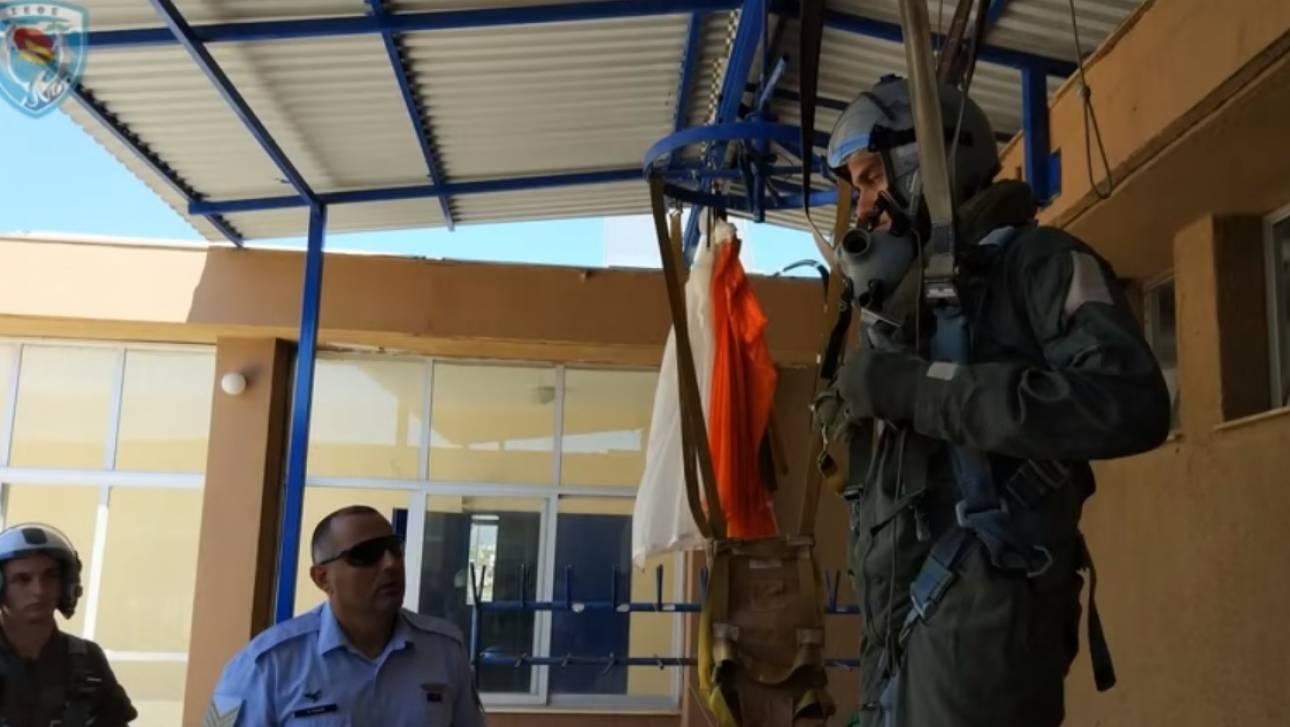Καρέ-καρέ η εκπαίδευση των μαχητών της Πολεμικής Αεροπορίας