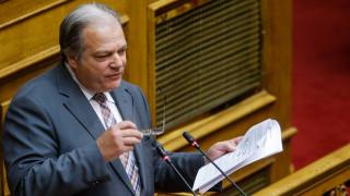 Διαφωνία Κατσίκη των ΑΝΕΛ με ρύθμιση του υπουργείου Οικονομικών