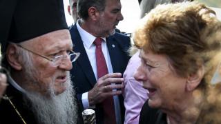 Μάτι: Τρισάγιο για τα θύματα της φονικής πυρκαγιάς τέλεσε ο Πατριάρχης Βαρθολομαίος