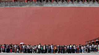 Πεκίνο: Νέα τμήματα του τείχους της Απαγορευμένης Πόλης ανοίγουν για το κοινό