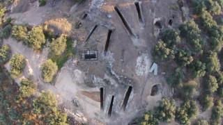 Ασύλητος τάφος της μυκηναϊκής περιόδου ανακαλύφθηκε στη Νεμέα