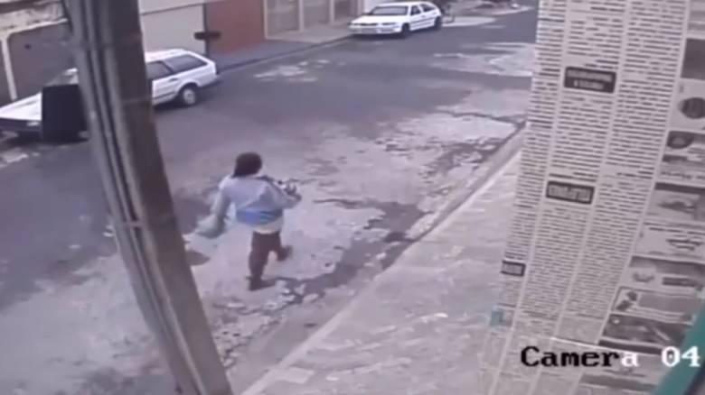 Βραζιλία: Πέταξε το μωρό της στα σκουπίδια για να μην χάσει τη δουλειά της