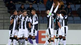 Europa League: Σαρωτικός ΠΑΟΚ, κατέρρευσε ο Ολυμπιακός