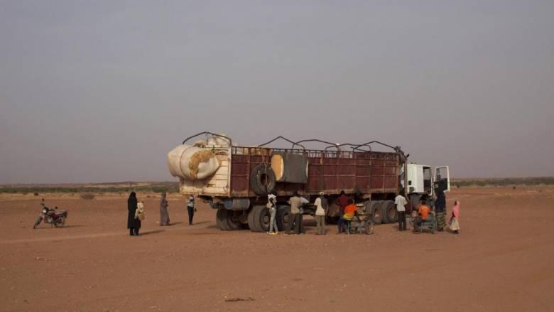 ΔΟΜ: 74 μετανάστες διασώθηκαν στην έρημο του Νίγηρα