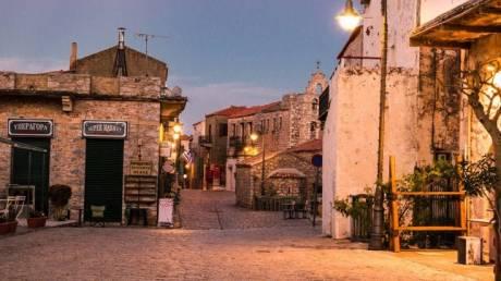 Αρεόπολη: Ένα φθινοπωρινό οδοιπορικό πίσω στον χρόνο