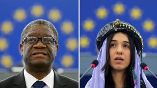Νόμπελ Ειρήνης: Στους Ντένις Μακουέγκε και Νάντια Μουράντ το φετινό βραβείο