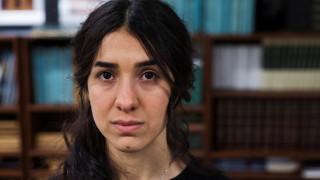 Νάντια Μουράντ: Η πρώην σκλάβα των τζιχαντιστών που τιμάται με το Νόμπελ Ειρήνης