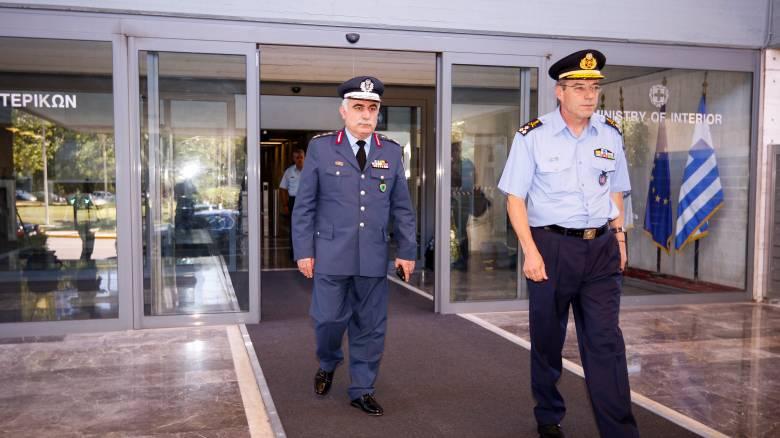 Έφοδος του Αρχηγού της ΕΛ.ΑΣ. σε φρουρούς νευραλγικών στόχων