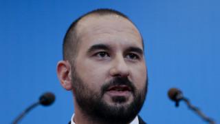 Τζανακόπουλος: Για αυτό τον λόγο κράτησε μυστική τη συνάντηση Σπυράκη - Ζάεφ η ΝΔ