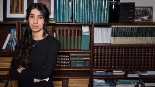 Νάντια Μουράντ για το Νόμπελ: Αισθάνομαι απίστευτη τιμή