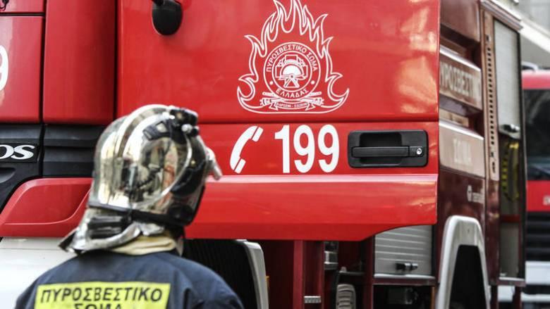 Συναγερμός στην Πυροσβεστική για πυρκαγιά στο Γηροκομείο Αθηνών