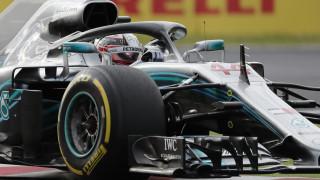 F1: Την 80η του «pole position» κατέκτησε ο Χάμιλτον