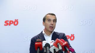 Αυστρία: Ο Κρίστιαν Κερν αποχαιρετά την πολιτική