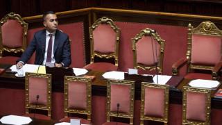 «Δεν υπάρχει plan B»: Δεν κάνει πίσω ο Ντι Μάιο για τον ιταλικό προϋπολογισμό