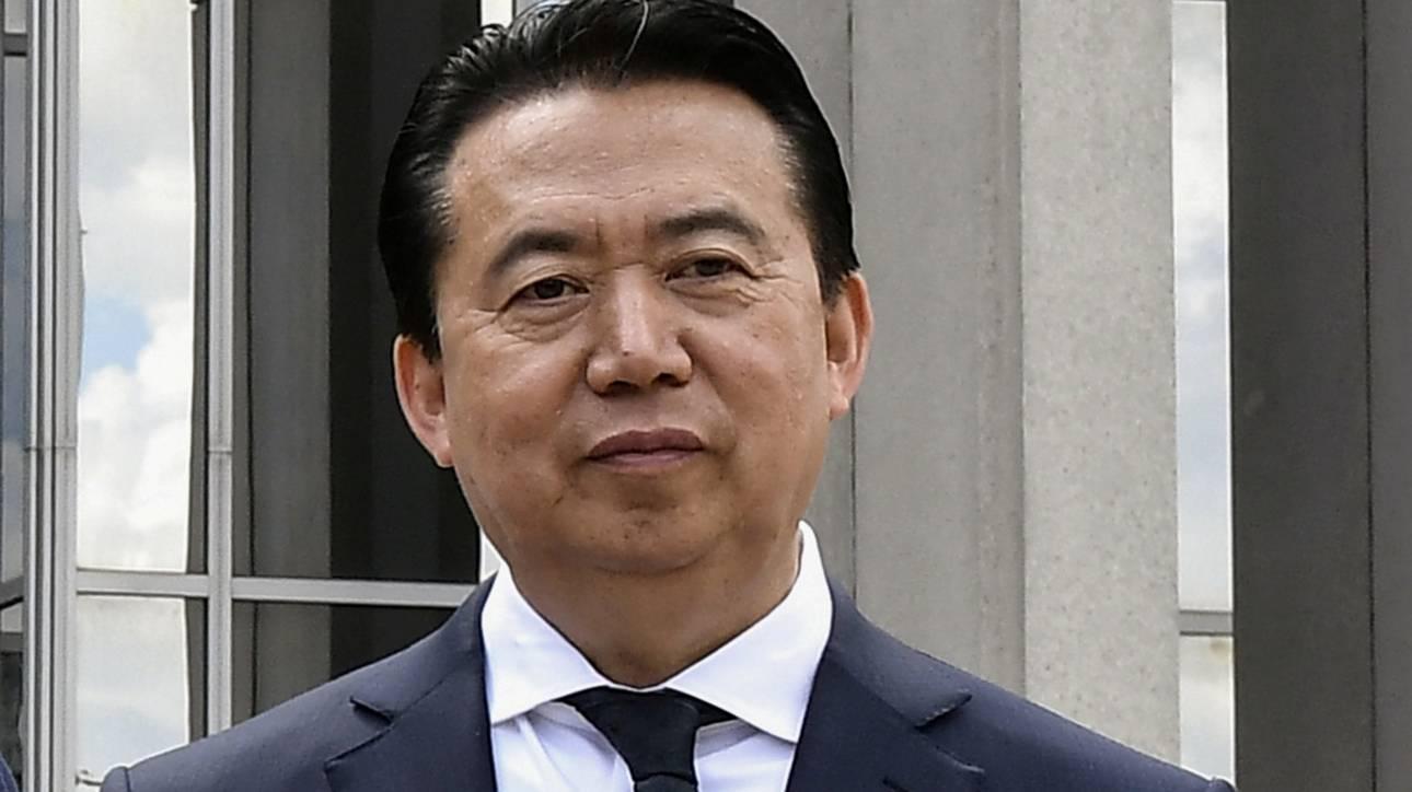 c6132855b2 Ειδήσεις. Η Ιντερπόλ ζητά εξηγήσεις από την Κίνα για την κατάσταση του  επικεφαλής της