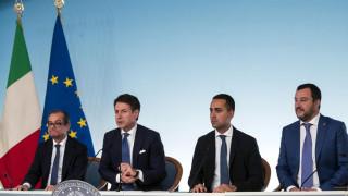 Ιταλία: Αρμαγεδδών αν οι Βρυξέλλες εφαρμόσουν τη συνταγή Ελλάδας