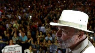 Βραζιλία: ο Λούλα προτρέπει τους συμπλολίτες του ψηφίσουν τον Αντάτζι
