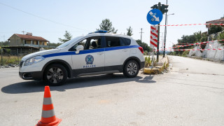 Κινηματογραφική καταδίωξη με πυροβολισμούς στη Θεσσαλονίκη