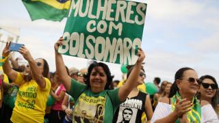Εκλογές στη Βραζιλία: Δεν ψηφίζει ο Λούλα, διευρύνει το προβάδισμά του ο Μπολσονάρου