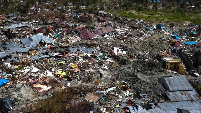 Ινδονησία: Στους 5.000 οι αγνοούμενοι από τον σεισμό και το τσουνάμι