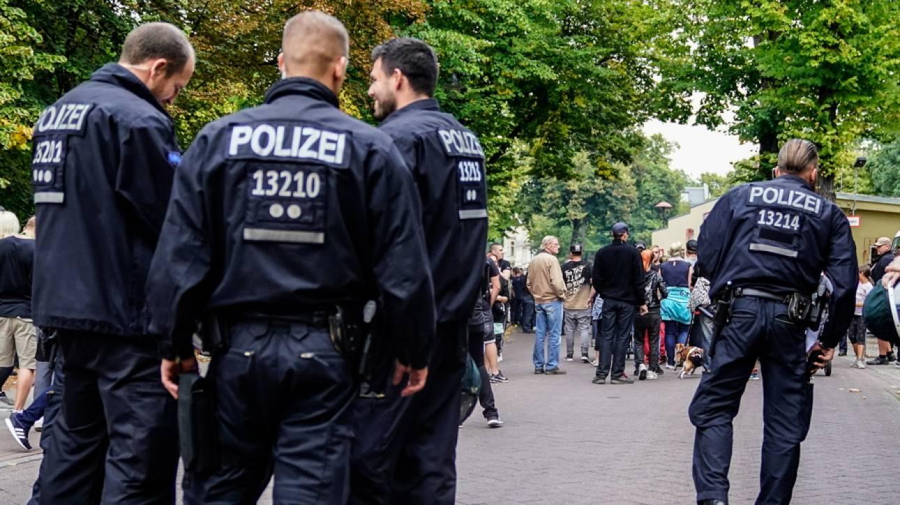 Γερμανία: Συμπλοκές με τραυματίες σε συναυλία ακροδεξιών