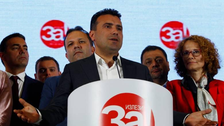 πΓΔΜ: Αγώνας δρόμου από τον Ζάεφ για την αποφυγή πρόωρων εκλογών