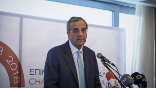 Σαμαράς: Ξεπουλάνε τη Μακεδονία για να αποφύγουν προσωρινά την περικοπή των συντάξεων