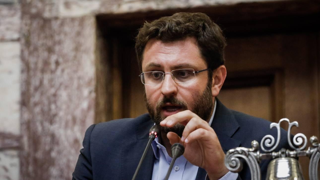 Κ. Ζαχαριάδης: Μια κυβέρνηση δεν πέφτει ούτε στα λόγια, ούτε στις διακηρύξεις
