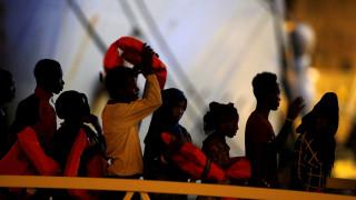 Διάσωση περισσοτέρων από 100 μεταναστών από τη Μάλτα