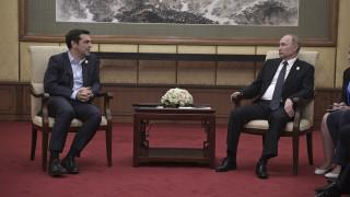 Επίσκεψη Τσίπρα στη Μόσχα τον Δεκέμβριο και συνάντηση με τον Πούτιν