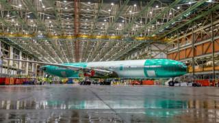 Επαναστατική τεχνολογία: Τα φτερά του νέου Boeing 777-9Χ... διπλώνουν