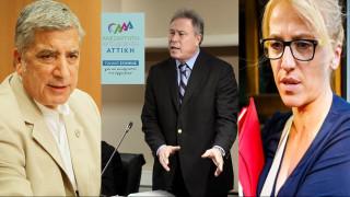 Αυτοδιοικητικές Εκλογές 2019: «Κλειδώνουν» οι υποψηφιότητες για την Αττική