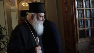 Διπλό μήνυμα από τον Αρχιεπίσκοπο Ιερώνυμο σε Φανάρι και Μαξίμου