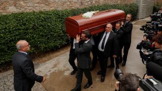 Το «τελευταίο αντίο» στη Μονσερά Καμπαγιέ