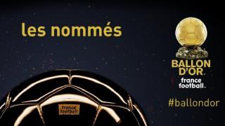 «Χρυσή Μπάλα»: Αυτοί είναι οι 30 διεκδικητές