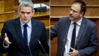 Κλήση Ηλιόπουλου για τις καταγγελίες του για το προσφυγικό ζητούν ΝΔ- ΔΗΣΥ