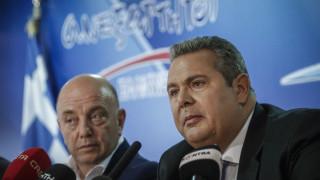 «Βόμβα» από ΑΝΕΛ: Ρίχνουμε την κυβέρνηση αν ο Μητσοτάκης δεσμευθεί στο ονοματολογικό