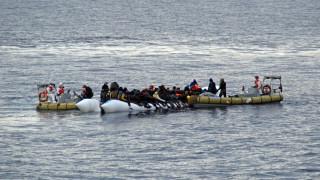 Ναυάγιο ανοιχτά της Χίου με τουλάχιστον τέσσερις νεκρούς